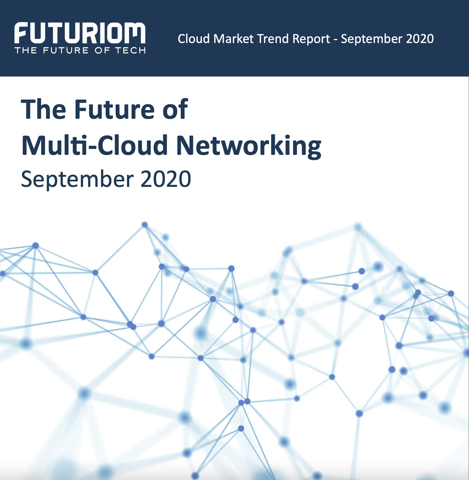 Futuriom - The Future of Multi-Cloud Networking